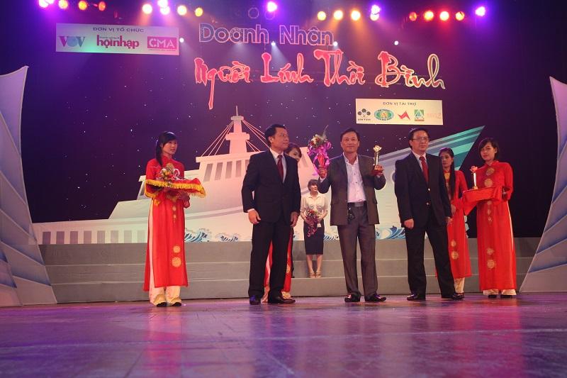 Hoang Audio Nhận giải Thương Hiệu tin dùng Việt Nam 2013