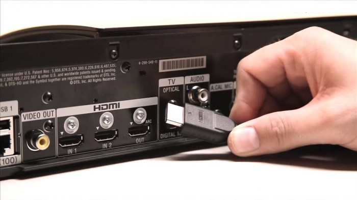 amply cổng HDMI